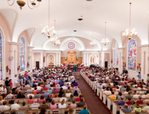 How To Craft High Impact Congregational Prayer