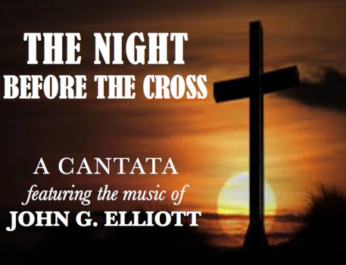 Worship Recap April 6: The Night before The Cross Cantata