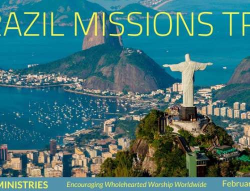 Brazil Missions Trip Winter '20 Preview